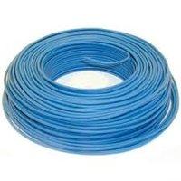 VD Installatie draad 2,5 MM2 blauw - rol á 100 meter