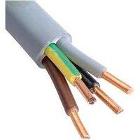 XMVK Kabel 4 x 2,5 mm - rol á 100 meter - diameter 10.3 mm