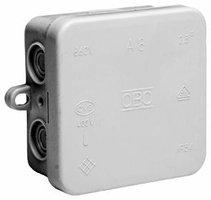 OBO A8 Kabeldoos 75 x 75 x 36,2 mm 7 x M20 IP65