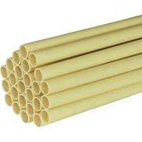 PVC Elektro installatiebuis (5/8) 16 mm crème lengte á 4 meter